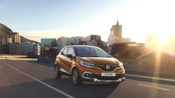 Renault CAPTUR, ÖTV indirimine ek 25.000 TL'ye varan indirimle