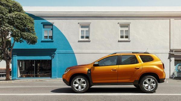 Dacia DUSTER'a * özel %0 ve %0,99 faiz fırsatları