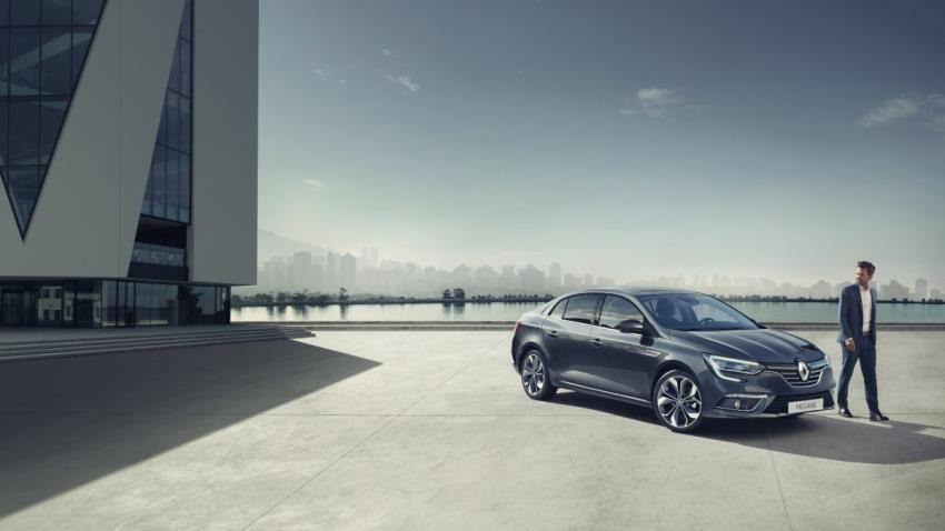 MEGANE Sedan 94.900 TL'den başlayan fiyatlar ve aylık 2.000 TL'den başlayan taksitlerle sizleri bekliyor.