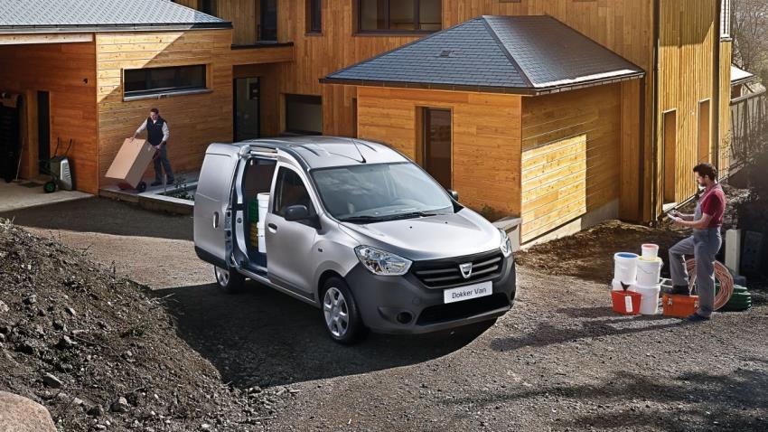 Dacia DOKKER'da %0 faiz fırsatı sizleri bekliyor