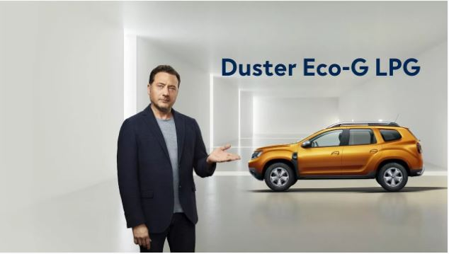 DACIA DUSTER ECO-G
