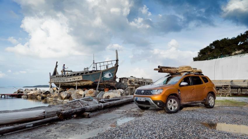 Hurda teşvikli 95.900 TL 'den başlayan fiyatlarla ve 40.000 TL 12 ay %0 faiz fırsatıyla Dacia Duster Eco-G