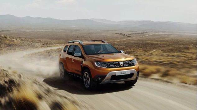 2020 MODEL DACIA DUSTER ECO-G