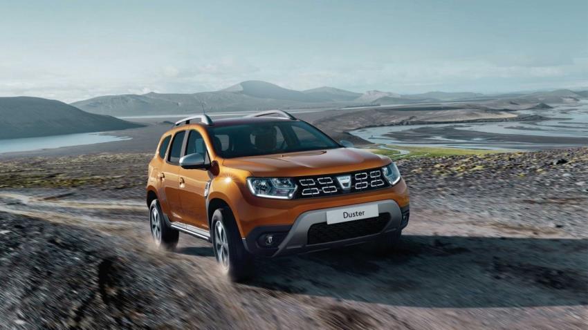 Hurda Teşvikli 91.900 TL'den başlayan fiyatlar ve %0'dan başlayan faiz fırsatıyla Dacia Duster Eco-G