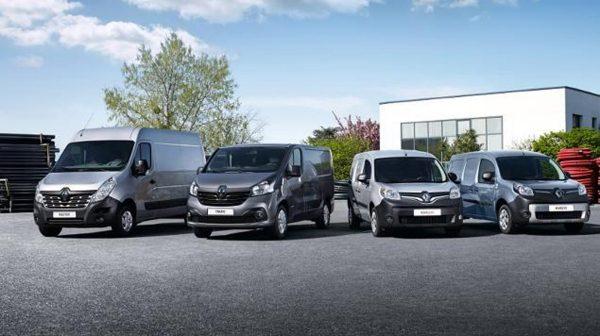 Tüm Renault hafif ticari araçlara özel %0 ve %0,99 faiz fırsatları