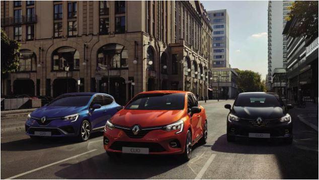 Yeni CLIO'yu 110.900 TL'den başlayan fiyatlar ile şimdi al, 2021'de öde