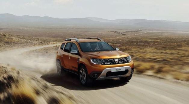 Dacia Duster ECO-G 110.700 TL' den başlayan fiyatlar ve 24.000 TL 12 ay 0% faiz fırsatıyla