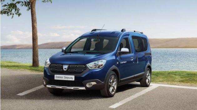Dacia Dokker 83.150 TL' den başlayan fiyatlar ve 24.000 TL 12 ay 0% faiz fırsatıyla