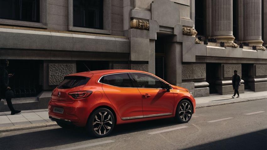 Yeni CLIO X-Tronic Aylık 1.449 TL ödeme fırsatıyla