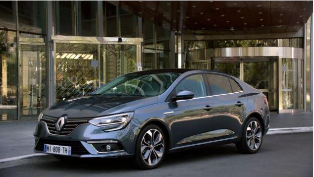 MEGANE Sedan'ı 163.900 TL'den başlayan fiyatlar ile şimdi al, 2021'de öde